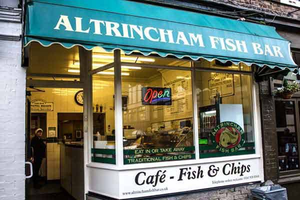 Altrincham Fish Bar