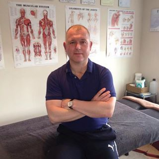 Richard Tregarthen Massage and Therapy