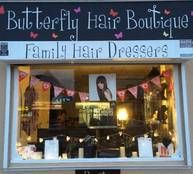 Butterfly Hair Boutique