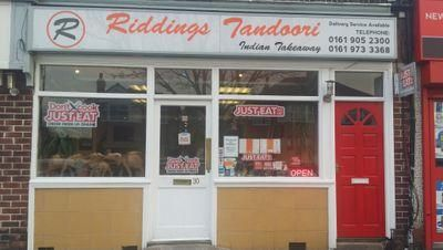 Riddings Tandoori