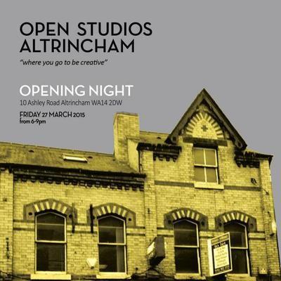 Open Studios Altrincham