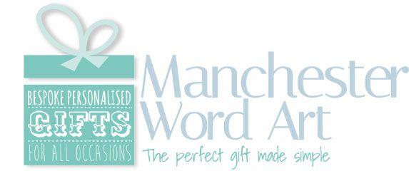 Manchester Word Art